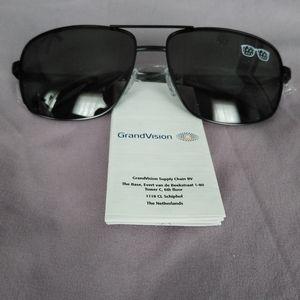 Wire frame sunglasses
